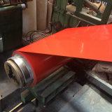 El primer cruce en caliente de la calidad de la bobina de acero galvanizado prebarnizado