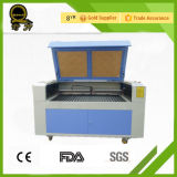 No metal CNC de corte por láser de CO2 máquina de grabado
