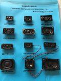 Stereolautsprecher mit Entlüftungslöchern