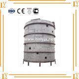 Petite tour rotatoire de dessiccateur de tour de séchage pour l'alimentation de boulette