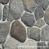 Pedra cultivada para a decoração da parede da casa