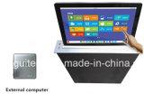 Ultra dünner 17inch LCD Aufzug mit Monitor