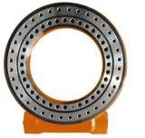 Movimentação do giro da carga pesada para o aparelho de manutenção do material