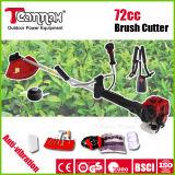 Резец щетки газолина Tmbc7200 с ротатабельной ручкой