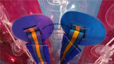 子供のおもちゃのスポーツのゲームのZorbの膨脹可能なフットボールの豊富な泡球