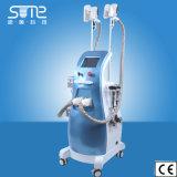 Adelgazar la fábrica de máquina Cryolipolysis que adelgaza el instrumento ultrasónico de la pérdida de peso del RF del vacío