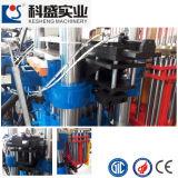 Máquina de moldagem de borracha de pressão hidráulica de 300t para peças de automóveis (KS300V4)