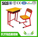 Únicas mesa e cadeira da escola para a venda (SF-65S)