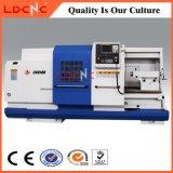 Máquina horizontal do torno da alta qualidade do CNC da precisão Ck6163