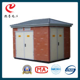 상점가를 위한 Ybm-10/0.4 Pre-Fabricated 변전소