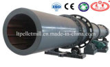 Wood industriale Sawdust Rotary Drum Dryer Machine Made in Cina