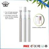Antenne en céramique de vaporisateur d'huile épaisse 0.5ml réservoir Cigarettes électroniques jetable en verre