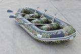 Резиновый рыбацкая лодка шлюпки смещения