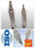 Condutor de alumínio do cabo distribuidor de corrente AAAC do condutor com padrão de Astmec