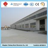 De Fabriek van de Workshop van het pakhuis/van het Staal/de Workshop van het Frame van het Staal/van de Structuur van het Staal