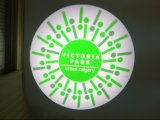 De Grote Lamp over lange afstand van de Projector Gobo van het Halogenide van 575 Metaal Openlucht