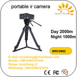 Câmera térmica portátil do varredor da visão noturna do dia