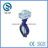 Elektrische Vlinder Gemotoriseerde Klep voor HVAC (bsf-D)