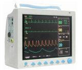 Monitor van de Apparatuur van het Ziekenhuis van Perlong de Compacte en Draagbare Geduldige