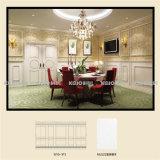 Водонепроницаемый WPC стены оболочка панель для стены дизайн 10 (W10)