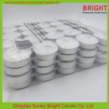 100PCS 4時間のPacking White Tealight Candle