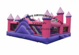 giant Inflatable Jumping Castle王女