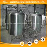 販売のための600L Bblの醸造システム、商業マイクロビールビール醸造所装置