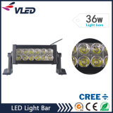 36W 2880lm conjuguent barre d'éclairage LED de lumière de camion d'endroit d'inondation de rangée