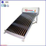 Riscaldatore di acqua solare della valvola elettronica di Non-Pressione