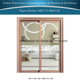 Aluminum Interior Doors Exterior Doors with Thermal Brake Functions