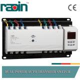 Interruptor de transferência automática, fio de 2 fases 2 230V