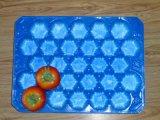Wegwerf-pp.-Plastikfrucht-verpackentellersegmente für Kiwi-Mangofrucht-Apple-Tomate-Kartoffel usw.