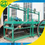 合成物のミキサーのターナー有機性機械または鋳造物の溝の有機肥料の合成物ターナー