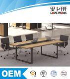 Dobragem de elevada qualidade e design personalizado mesa de conferência
