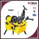 Compacto roscadora eléctrica de alta eficiencia con un Potente motor
