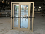 finestra di scivolamento di alluminio della rottura termica 60series con AS/NZS2208