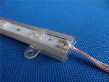 Felxble 5054 della striscia impermeabile del LED con il tubo di gomma