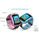 보수계 D26c를 가진 최신 휴대용 아이 또는 아이 GPS 추적자 시계 전화
