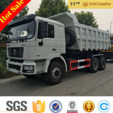 Moteur Diesel 6X4 Shacman de camion à benne à usage intensif
