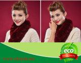 Nuova sciarpa della pelliccia di inverno delle signore di modo della pelliccia