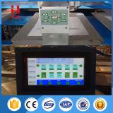 Oval Serigrafía automática máquina de impresión camiseta