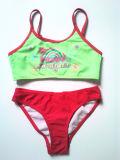 Померанцовый сладостный Swimsuit, счастливый Swimwear лета (XMF-o33)