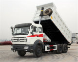 Beiben 트럭 6X4 30ton 팁 주는 사람 덤프 트럭