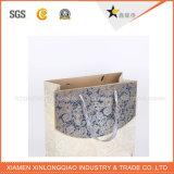 高品質の安い習慣によってリサイクルされるクラフト紙袋