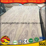 Natural de 6mm de contrachapado de madera de teca de Birmania