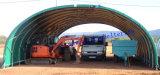 Un gran contenedor de estructura de acero de muelles y marinas la vivienda (XL-C3340)