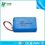 PVCとのLipo電池4000mAh 3.7V (804060)