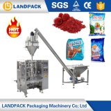 自動チリパウダーSpcies/の小麦粉のフルーツの粉の縦のパッキング機械