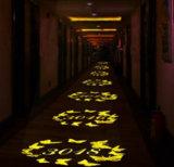Het Verkopen van China Beste Sexy Ontwerp 8 van Producten de Lichte Projector van Emblemen