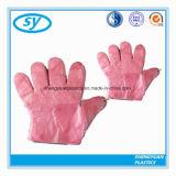Beschikbare PE Handschoen voor de Delicatessenwinkel van het Restaurant van het Voedsel